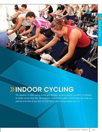 INDOOR CYCLING - Australian Fitness Network