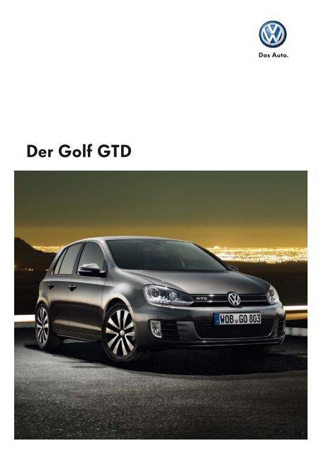 Der Golf GTD - Autohaus Elmshorn