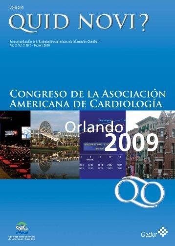 Quid Novi? - Orlando 2009 - Gador SA