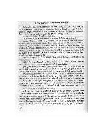 cap3 3 metateoria logicii de ordinul intai a predicatelor