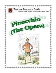 03 PINOCCHIO GUIDE - Florentine Opera