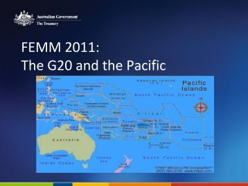 What does the G20 mean for the Pacific - Pacific Islands Forum ...
