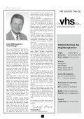 Programmheft Download - Volkshochschule des Vogelsbergkreises - Page 2