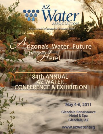 Annual Conference Brochure - AZ Water Association