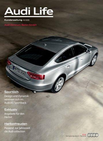 Audi Life Sportlich