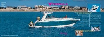 2006 Formula Cruiser Brochure - Formula Boats