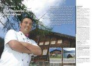 Der Saisonnier vom Davosersee - Hotel & Gastro Union