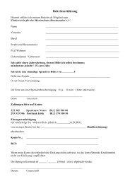 Beitrittserklärung.pdf - Förderverein für das Missionshaus ...