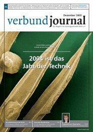 56/2003 - Forschungsverbund Berlin e. V.