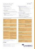 Sistema di dialisi Artis Semplicità e avanguardia - Gambro - Page 2
