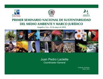Dr. Juan Pedro Laclette - Foro Consultivo Científico y Tecnológico