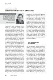 Industriepolitik für das 21. Jahrhundert - Neue Gesellschaft ...