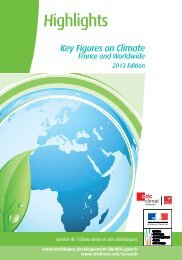2013 Edition - Observation et statistiques