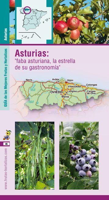 Asturias: - Frutas Hortalizas
