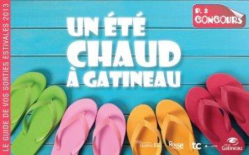 Télécharger la brochure - Ville de Gatineau