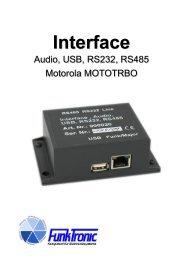 Motorola MOTOTRBO - Funktronic
