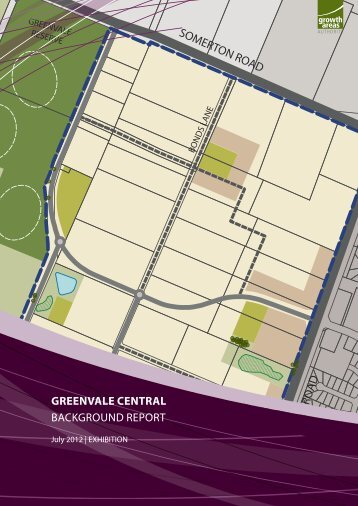 greenvale central - Growth Areas Authority