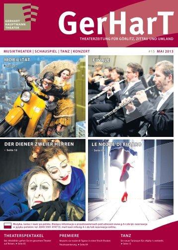 GerHarT - Theater Görlitz