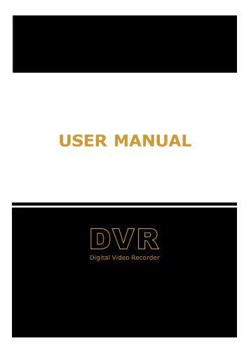User Manual - Four Electronics