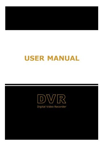 User Manual - Four Electronics