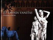 Et Omnia Vanitas - Gas Editions