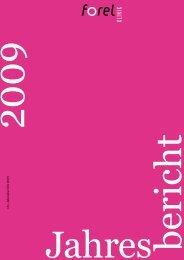 Forel_Jahresbericht+2009_Webversion.pdf 1.04 MB - Forel Klinik