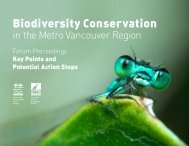 Biodiversity Conservation - the BIEAP and FREMP Website