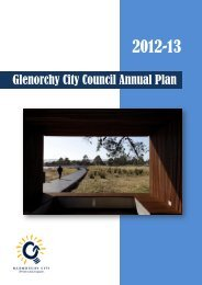 Glenorchy City Council Annual Plan