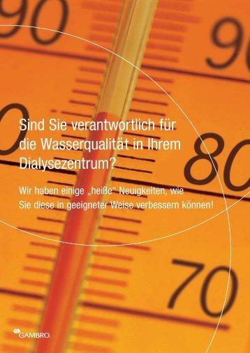 WRO 131-132 ROHH Broschüre - Gambro