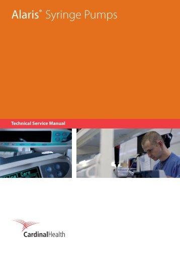 CARDINAL Asena Infusion Pump Service Manual - Frank's Hospital ...