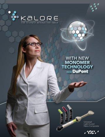 KALORE Brochure - GC America