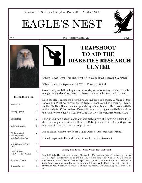 Page 2 Eagle S Nest Ins