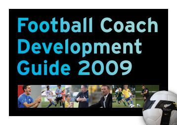 NZF Coach Development Guide 2009 - Football South