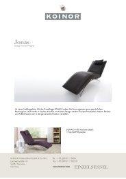 Koinor Jonas-Broschüre als PDF-Download