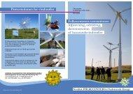 Prøvestationen for vindmøller Folkecenterets teststationer ...