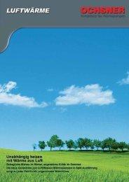 Luftwärme: Unglaublich aber wahr - Gangolf Frost