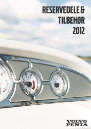 Reservedele og tilbehør - Volvo Penta Service