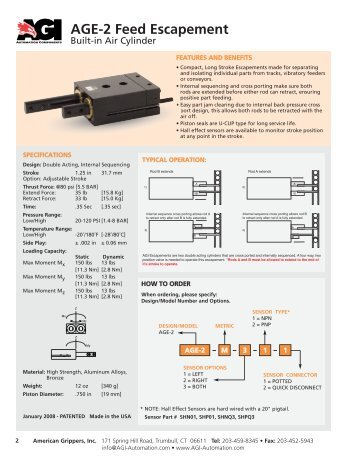 AGE-2 - Fluidraulics Inc