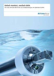 Rohrmotor Flyer - Framo Morat
