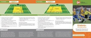 Kinderfußball - Fußball und Leichtathletik Verband Westfalen eV