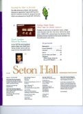 Download the complete issue - Seton Hall University - Page 3
