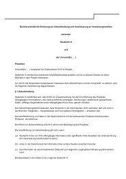 Rechtsverbindliche Erklärung zur Geheimhaltung und Vereinbarung ...