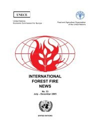 Complete IFFN Issue No. 33 - The Global Fire Monitoring Center ...