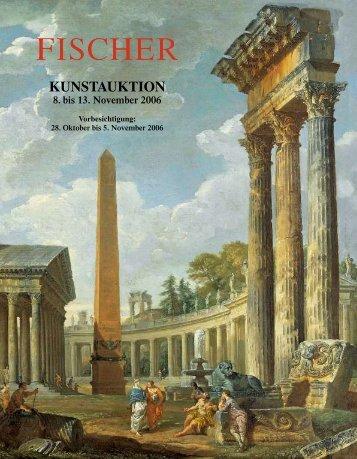 Auktionsordnung, Auktionsbedingungen, Termine - Galerie Fischer ...