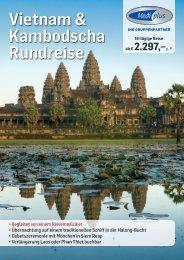 Vietnam & Kambodscha Rundreise - Flughafen Frankfurt