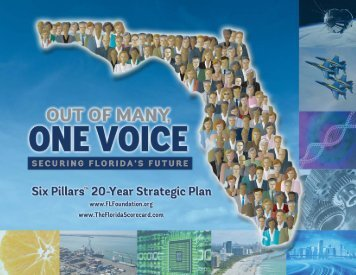 Download the Six Pillars 20-year Strategic Plan - Florida Chamber ...