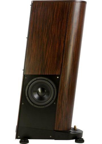 Ganzseitiger Faxausdruck - Audio Physic