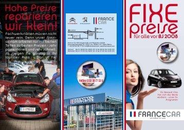 wir klein! - France Car Center