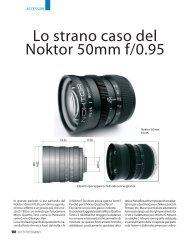 Lo strano caso del Noktor 50mm f/0.95 - Fotografia.it
