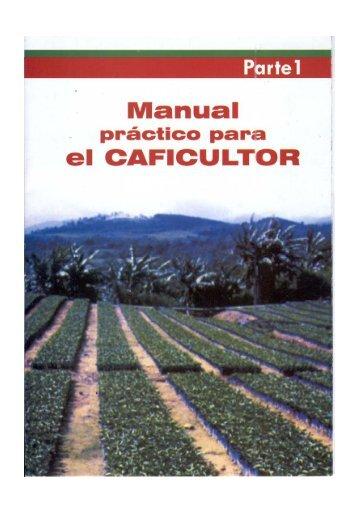 MANUAL PRACTICO PARA EL CAFICULTOR